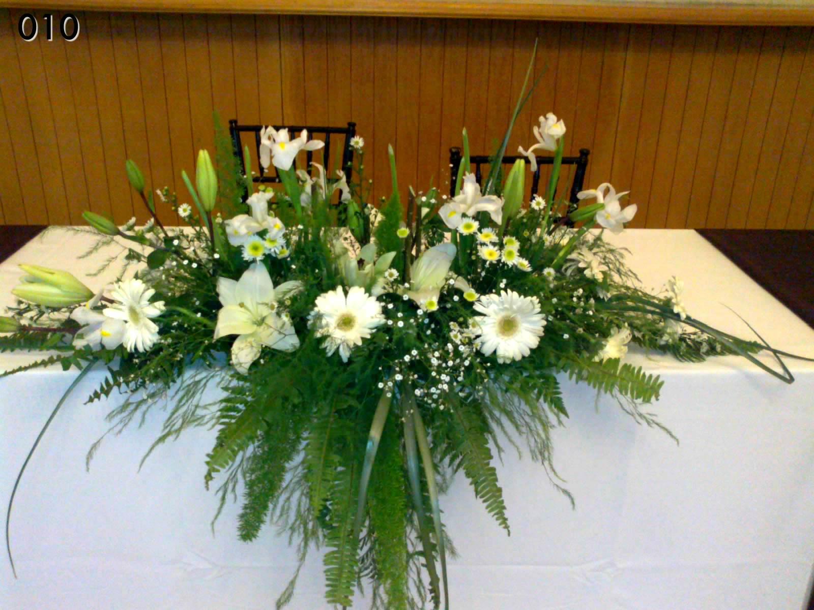 Floreria el artista - Decoracion floral para bodas ...